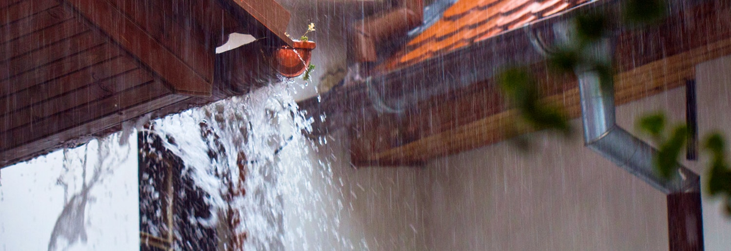 Clogged Gutter Solutions
