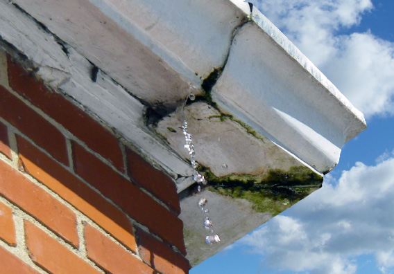 Oregon Gutter Corner Repair