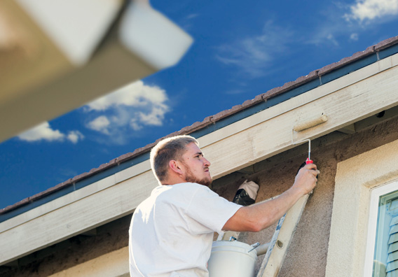 Oregon Gutter Fascia Repair