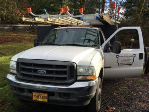 Portland Oregon Gutter Service – Vehicle & Equipment