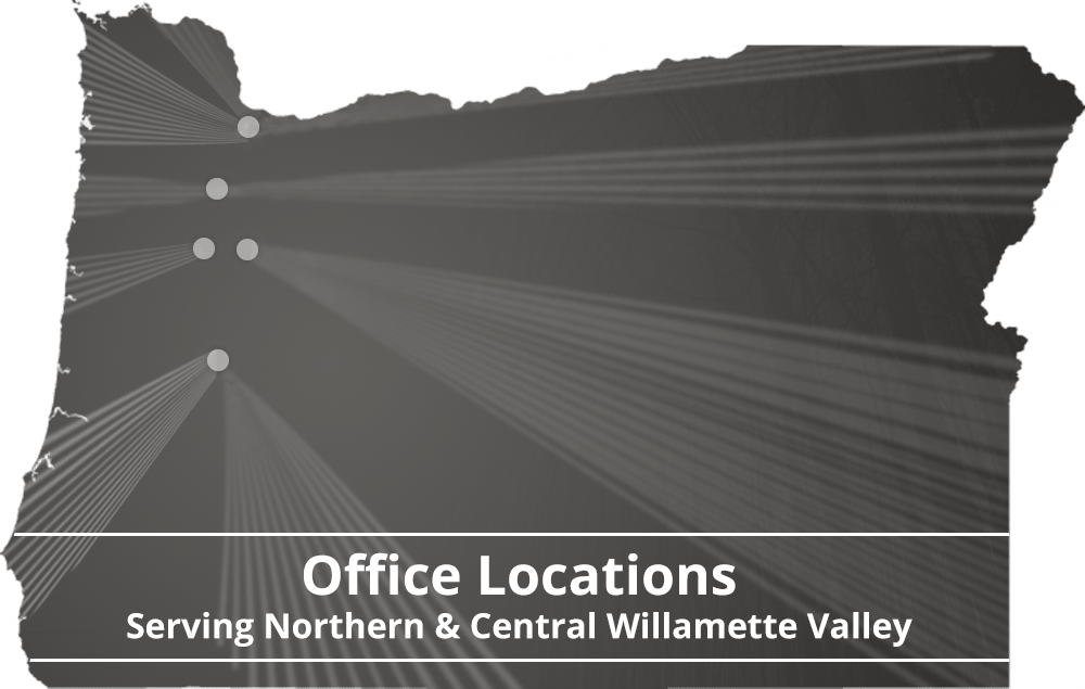 Oregon Gutter Service Office Locations