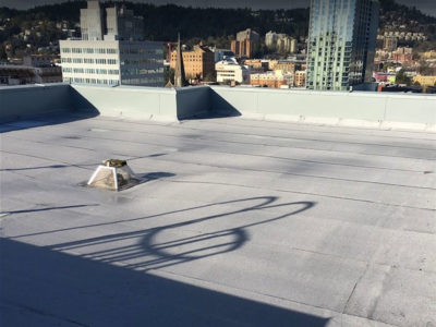 Membrane Roof & Drain Cleaning
