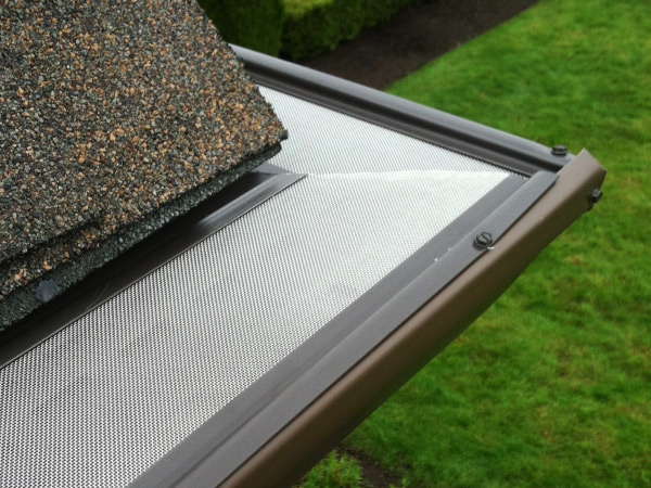 Gutter Guard Installation in Eugene Oregon