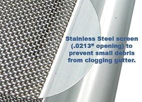 Standard Gutter Guard Details